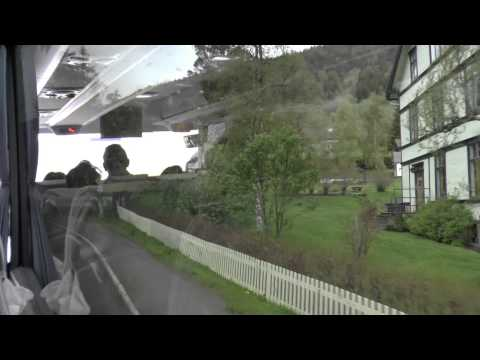 My Arctic Circle Videos - 7,    Norway,  Fjords,  Ferrys, Tromso and Narvik