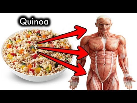 Quinoa Is One Of The Healthiest Food On Earth, Here's Why.