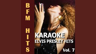Beach Boy Blues (Originally Performed by Elvis Presley) (Karaoke Version)