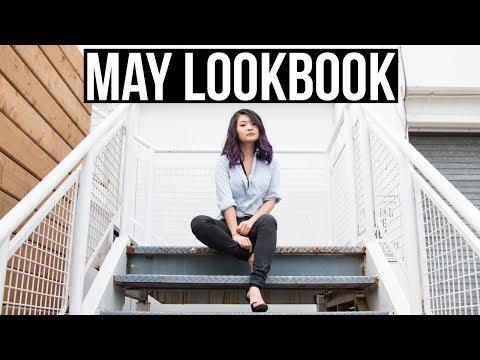 May Spring/Summer Outfits Lookbook 2017 | Eva Chung