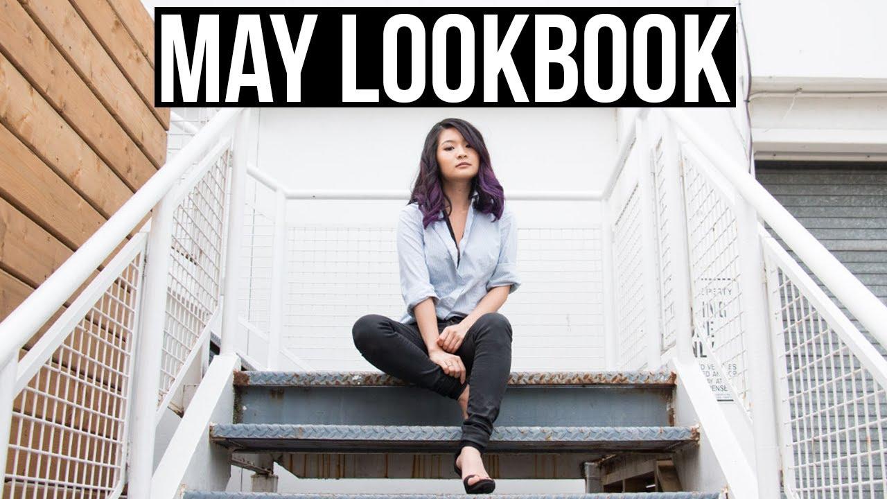 [VIDEO] - May Spring/Summer Outfits Lookbook 2017 | Eva Chung 1