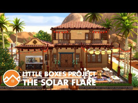 The Solar Flare [Restaurant] - Little Boxes Project