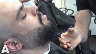 Einde Ramadan: drukte bij kappers