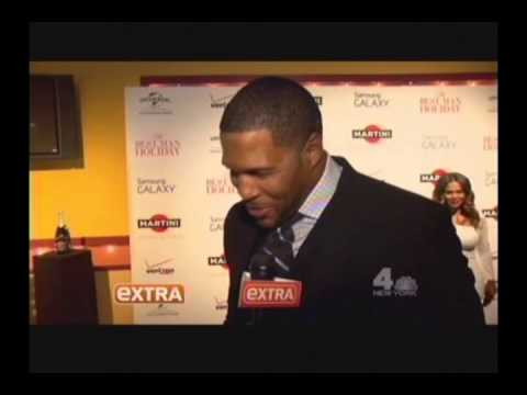 EXTRA TV: The Best Man Holiday Screening with MARTINI