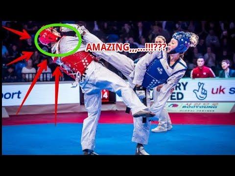 AWESOME  world grand slam taekwondo
