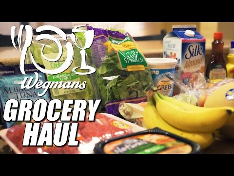 Grocery Haul | Wegmans Goodness