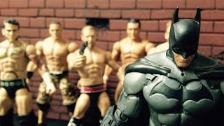 Batman: The Dark Knight [DC Comics Stop Motion]