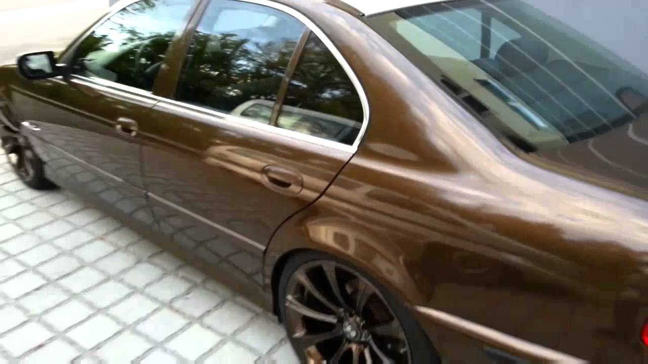 Candy Brown Car Paint