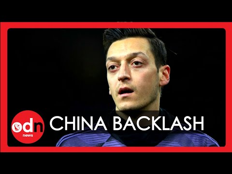 Mesut Özil's Social Media Post Sparks HUGE Backlash in China
