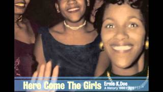 Watch Ernie Kdoe Here Come The Girls video
