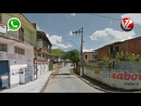 WhatsApp TV Voz - Prisão de procurado no bairro Santa Cruz
