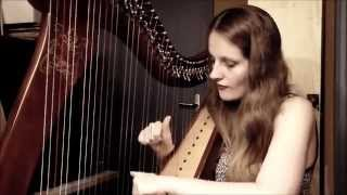 White Horse - Taylor Swift (Harp Cover)