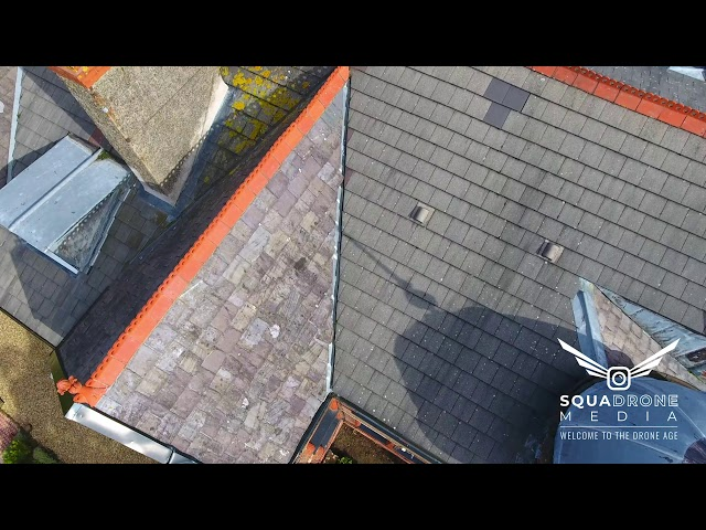 Easy fix to awkward roof inspections