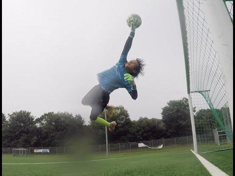 11Y GK Bobby - Training Summer Break 2019