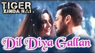 Audio : Dil Diya Gallan Tiger Zinda Hai Atif Aslam Vishal and Shekhar
