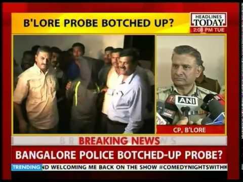 Bangalore rape: 2 gym instructors arrested, skating instructor not directly involved