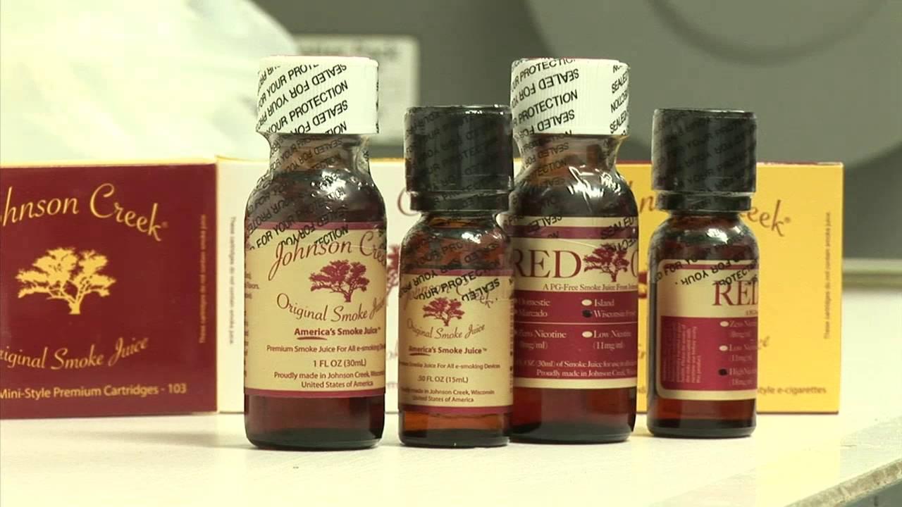 Made in Wisconsin: Johnson Creek Smoke Juice  - Buy American