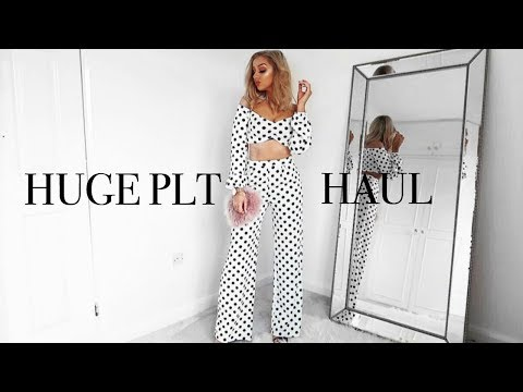 HUGE PRETTY LITTLE THING (15% OFF) // Styling Haul