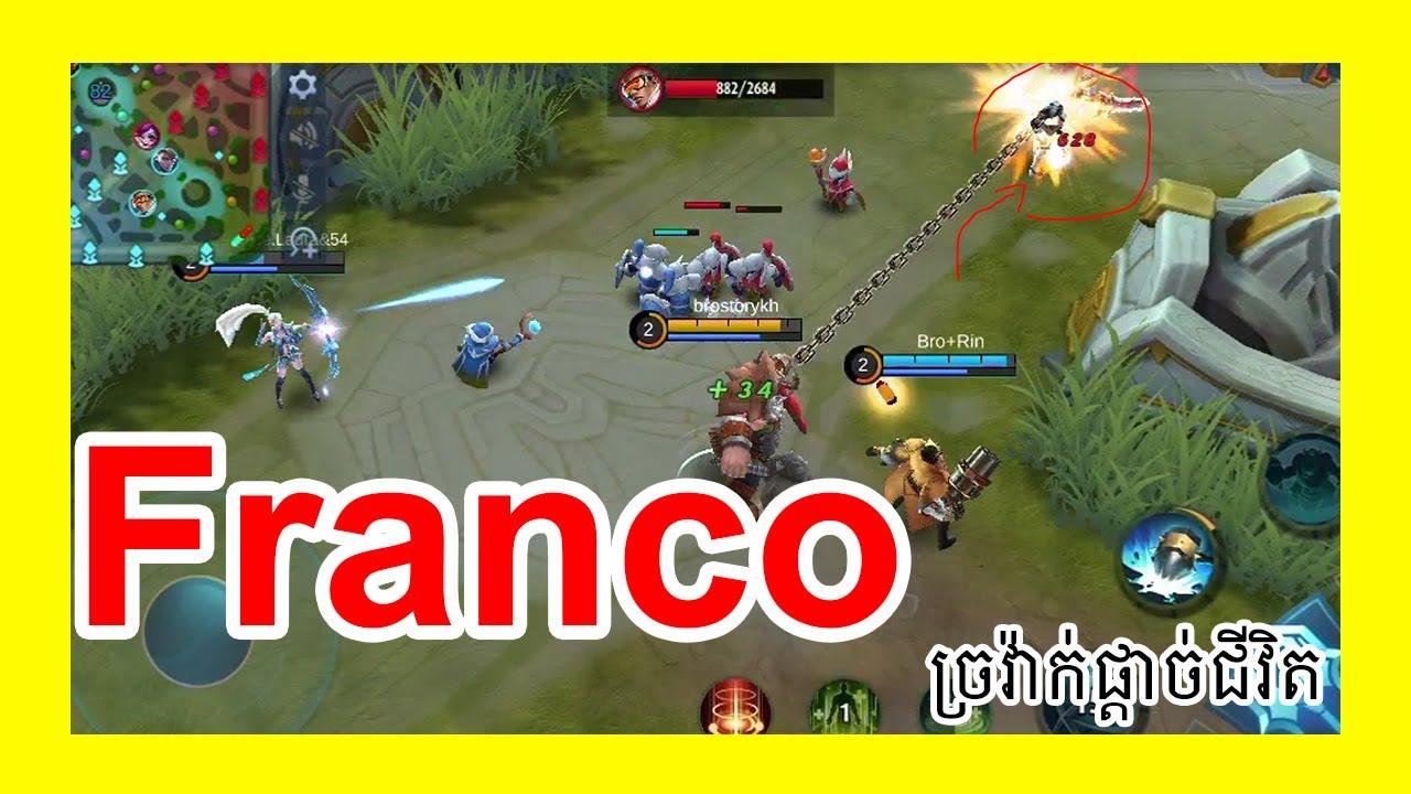 Franco Good boy for Tank mobile legends # 05