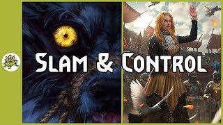 Slam & Control - Ardal Human deck gameplay
