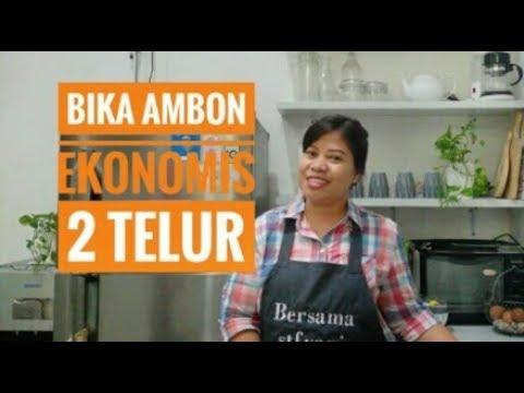 BIKA AMBON EKONOMIS 2 TELUR SAJA