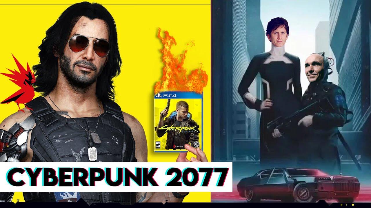 CD Projekt Red vs Gamers: A Cautionary Cyberpunk Tale