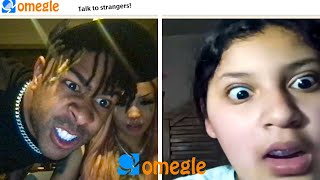 Flirting With Guys On Omegle Prank !! 😂