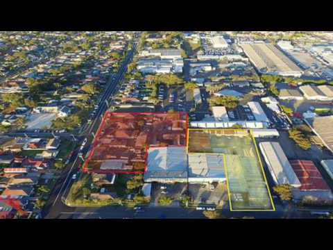 Industrial Warehouse For Sale In Guildford Sydney Western Suburbs