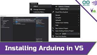 Installing Visual Micro Into Visual Studio (with Arduino)