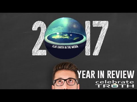 FLAT EARTH 2017 - Year in Review Mp3