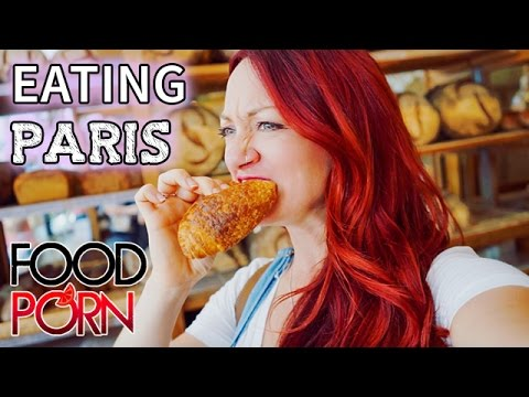 FOOD PORN: Best Chocolate and Pastries in Paris