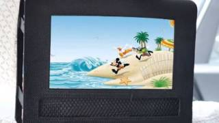 Best and Cheap Portable DVD Players for Car