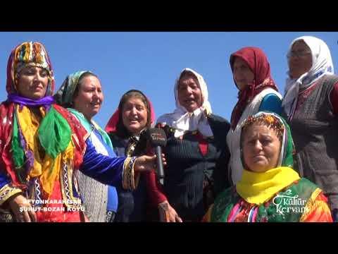 Türkmen Aleviler- Afyon-Şuhut- Bozan Köyü