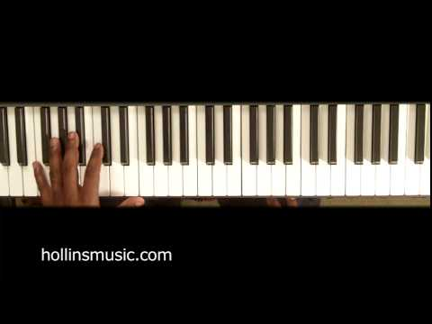 4 Ways To Use The Left Hand For Gospel Piano - Lesson