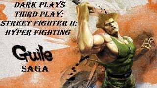 Street Fighter II: Hyper Fighting - Guile【TAS】