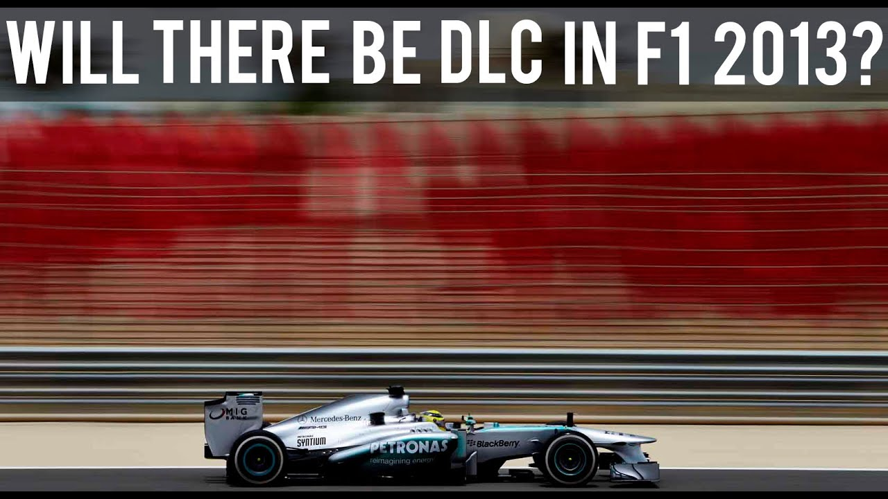 Will There Be DLC In F1 2013?
