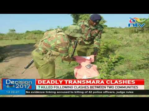 7 die in deadly Transmara clashes between two communities