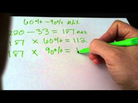 Target Heart Rate Formula