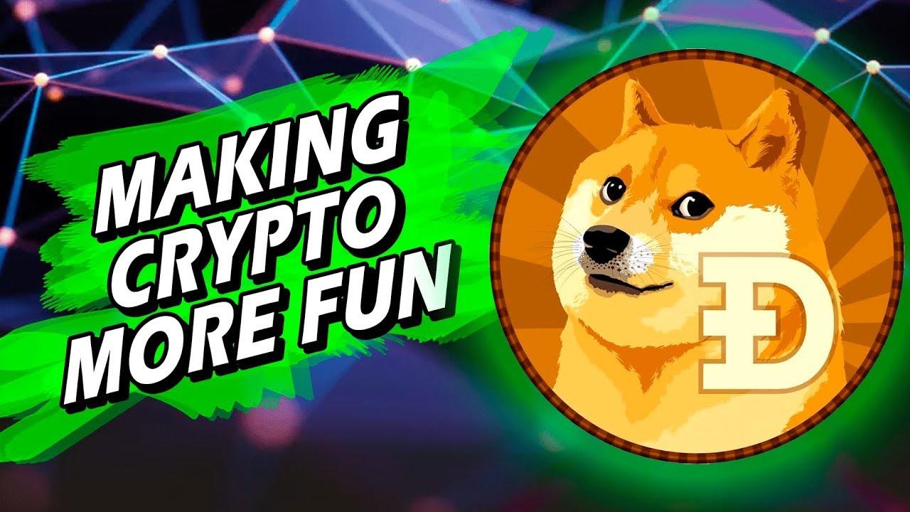 Dogecoin - Internet Money That Makes Crypto More Fun + Pros & Cons
