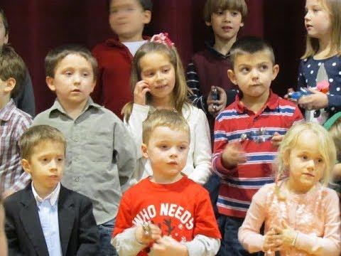2012 Voorheesville Elementary School  Christmas Concert