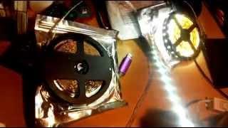 Светодиодная лента (покупка с Али!)(, 2015-04-24T14:56:29.000Z)