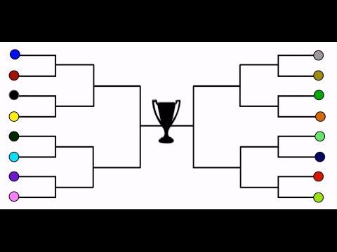 Stickman Tournament - #2 [PART 1]