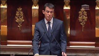 Valls avertit sur le risque d