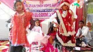 Jahan Dal Dal Pe Sone ki Chidiya Karti hai Basera - Wo Bharat Desh arjun singh vidhya mandir kusmand