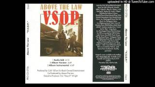 Above The Law - V.S.O.P. (Instrumental)