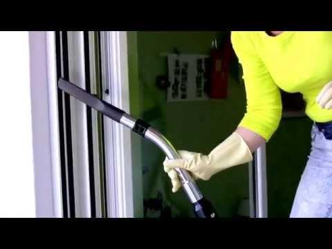 come pulire la zanzariera - youtube