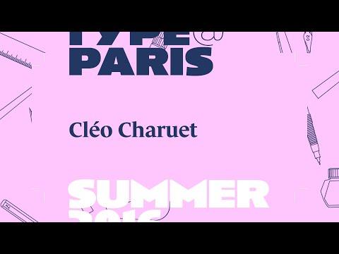 tptalks16: Cléo Charuet (aka Cleoburo)