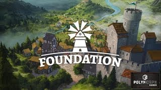FOUNDATION - Medieval City Builder FIRST LOOK & REVIEW