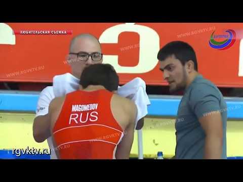 Дагестанские вольники завоевали 4 золота на турнире в Армении