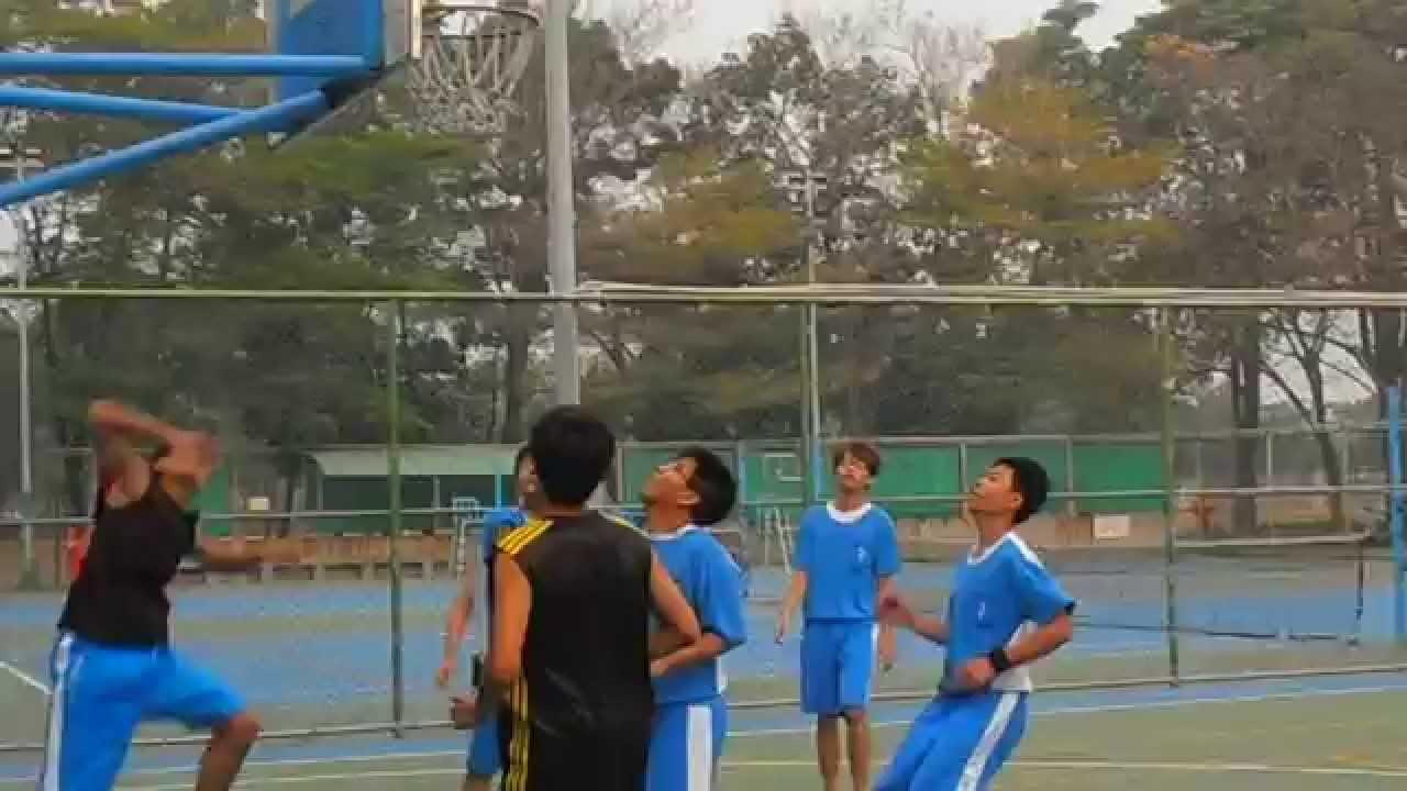 班際籃球賽6 - YouTube